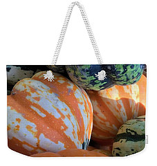 One Good Gourd Deserves Another Weekender Tote Bag by Patricia E Sundik
