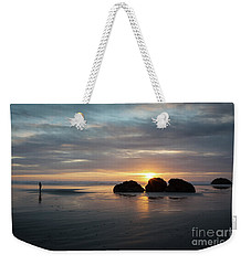 One Last Goodbye Weekender Tote Bag