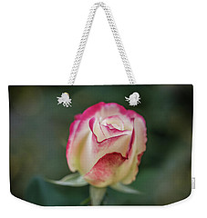 One Last Rose Weekender Tote Bag