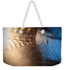 Weekender Tote Bag featuring the painting One Minute After Death by Bill OConnor