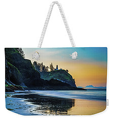 One Morning At The Beach Weekender Tote Bag