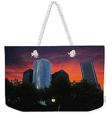 One New York Center-1 Weekender Tote Bag