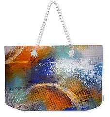 One Of These Nights Weekender Tote Bag