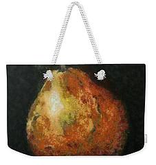 One Pear Weekender Tote Bag
