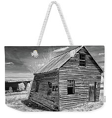 One Room Schoolhouse Weekender Tote Bag by Paul Seymour