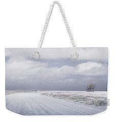 One Weekender Tote Bag by Silvia Bruno