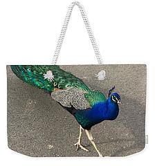 One Step At A Time Weekender Tote Bag by Kruti Shah
