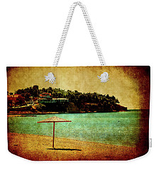 One Summer Day In Greece Weekender Tote Bag