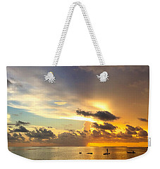 One Summer Night... Weekender Tote Bag