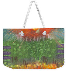 One Sunny Day Weekender Tote Bag by Angela L Walker