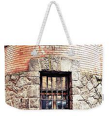 One Window And A Half Weekender Tote Bag