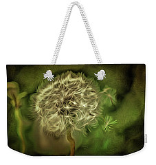 One Woman's Wish Weekender Tote Bag by Trish Tritz