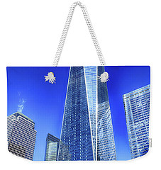 Standing Tall Weekender Tote Bag by Dyle Warren