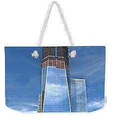 One World Trade Weekender Tote Bag