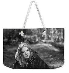 Oneiros Weekender Tote Bag by Agnieszka Mlicka