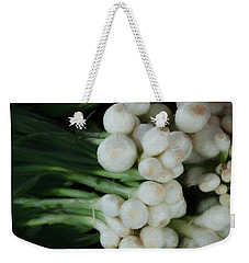 Weekender Tote Bag featuring the photograph Onion 2 by Travis Burgess