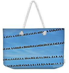 Online Birding Weekender Tote Bag