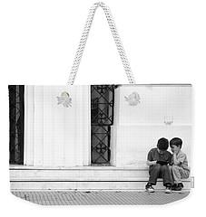 Online Weekender Tote Bag by Silvia Bruno
