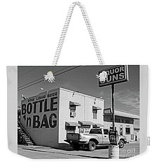 Only In Texas Weekender Tote Bag by Joe Jake Pratt