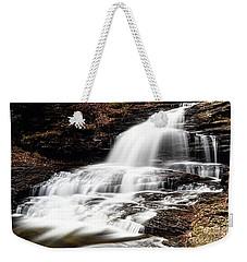 Onondaga Falls Weekender Tote Bag