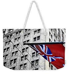 Ontario Flag Weekender Tote Bag
