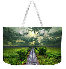 Onward Weekender Tote Bag by Phil Koch