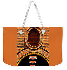 Weekender Tote Bag featuring the photograph Oooo by Paul Wear