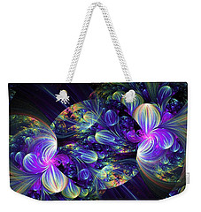 Opal Essence Weekender Tote Bag