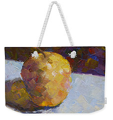 Opal In Gold Weekender Tote Bag