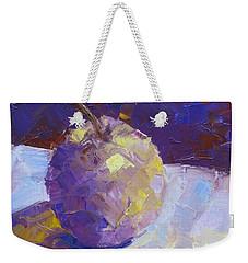 Opal In Lavender Weekender Tote Bag by Susan Woodward