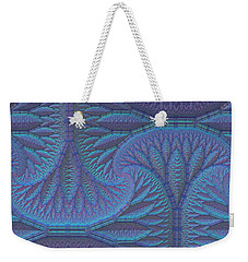 Opalescence Weekender Tote Bag by Lyle Hatch