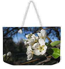 Open For Beesness Weekender Tote Bag