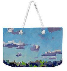 Open Gallery Cu Fractus Weekender Tote Bag