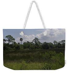 Open Meadow Of Trees Weekender Tote Bag