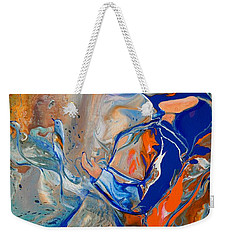 Open The Floodgates Of Heaven Weekender Tote Bag