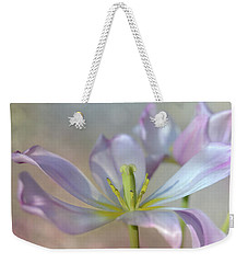 Open Tulip Weekender Tote Bag