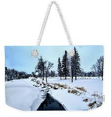 Open Waters Weekender Tote Bag