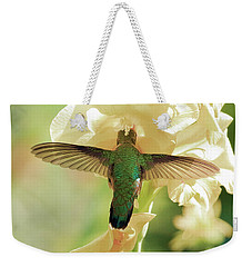 Open Wings Weekender Tote Bag