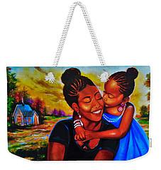 Love You Mom Weekender Tote Bag