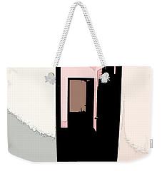 Opening Doors To The Future 1 Weekender Tote Bag by Lenore Senior