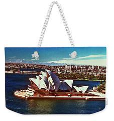 Opera House Sydney Austalia Weekender Tote Bag