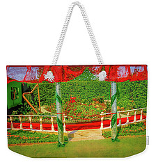 Weekender Tote Bag featuring the photograph Opera.  by Leif Sohlman
