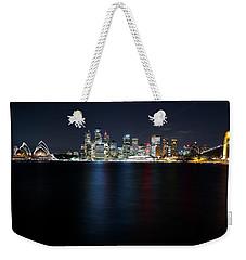Harbour Streak Weekender Tote Bag