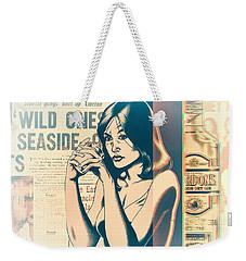 Ophelia 1976 Weekender Tote Bag