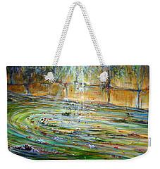 Ophelia Muerta Weekender Tote Bag
