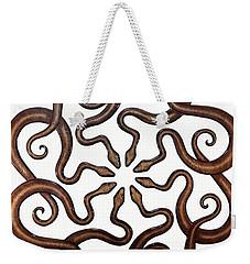Ophidian Octet Weekender Tote Bag