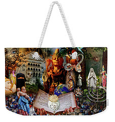 Opium Of The Masses Weekender Tote Bag