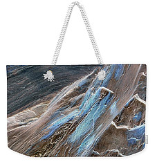 Oppostracts 4 - Frayed Weekender Tote Bag