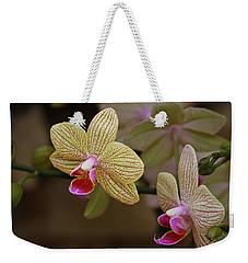Opulent Orchids Weekender Tote Bag