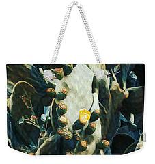 Opuntia Ficus Weekender Tote Bag